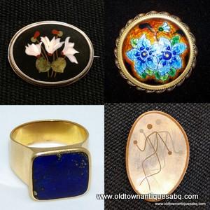 Jewelry, Antique & Vintage
